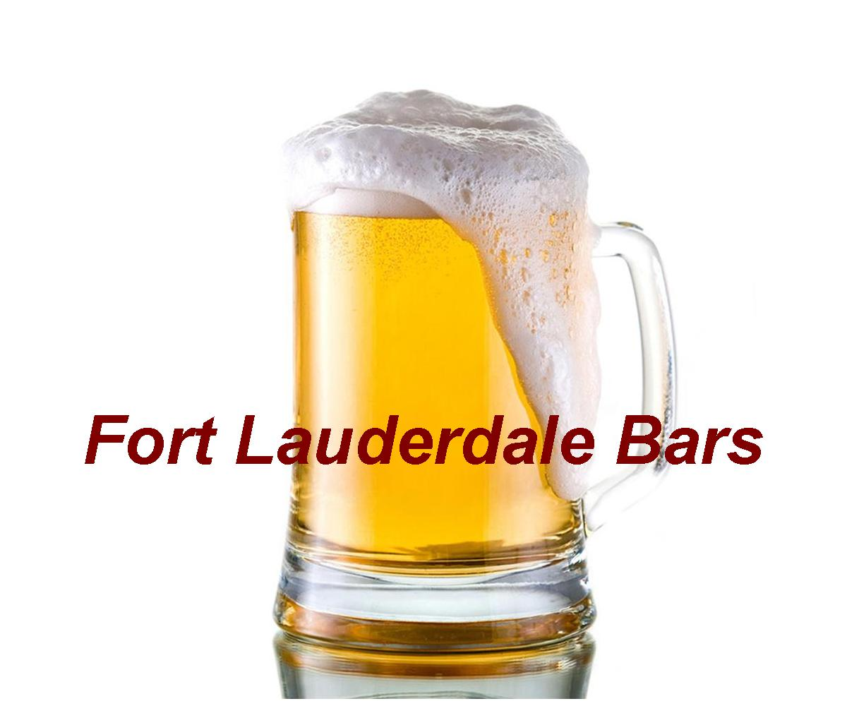 Fort Lauderdale Bars