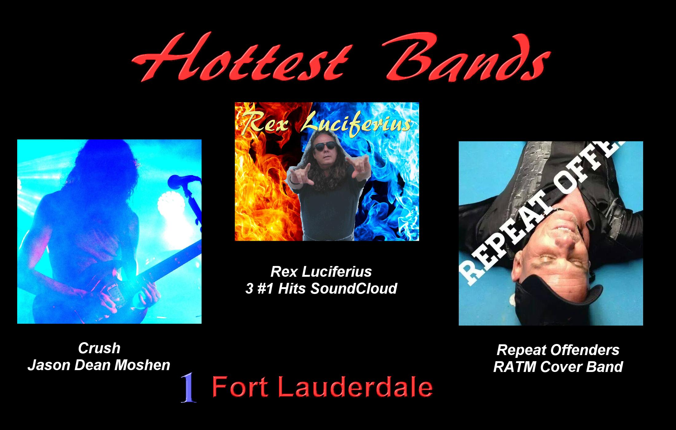 Hottest Bands Fort Lauderdale