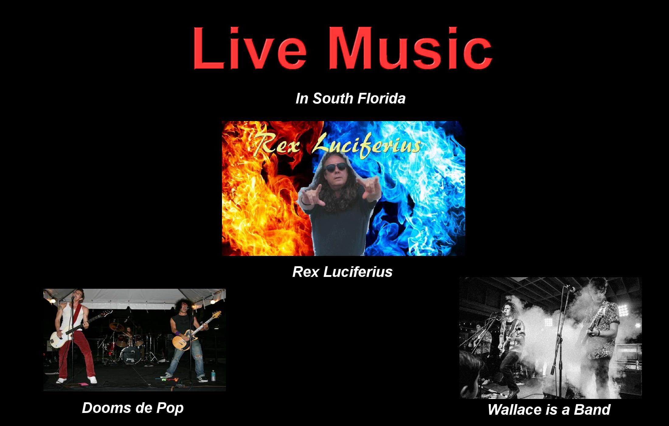 Live Music in Fort Lauderdale